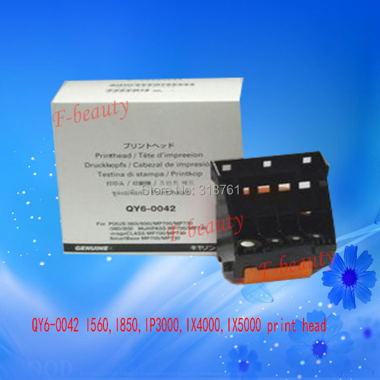 Original Print Head QY6-0042 Printhead For canon iX4000 iX5000 iP3000 MP710 MP730 MP700 MP740 i850 i560 560i 850i Printer print head qy6 0042 printhead for canon i560 i850 ip3000 mp730 ix5000