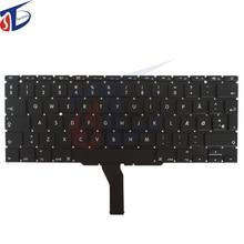 New DK Denmark keyboard for Macbook Air 11″ A1370 A1465 Danmark Danish Standard Keyboard 2011 2012 Years