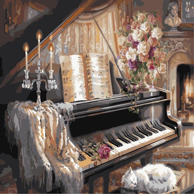 Wholesale Home Decor Online: Online Kopen Wholesale Vintage Schilderijen Uit China