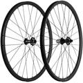 29er Carbon MTB Laufradsatz Disc Bremse Steckachse Mountainbike Räder Breite 30mm Berg Fahrrad Tubeless Rad UD Matte rad-in Fahrrad-Rad aus Sport und Unterhaltung bei