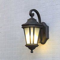 LED Aluminum Wall Lamp Outdoor Waterproof Wall Light Garden Lights Vintage wall lights Garden Lamp Room Corridor Patio Lighting