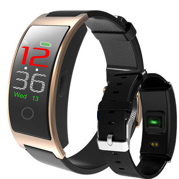 Touch Curved Screen Bluetooth Smart Watch Men Relogio Man IP67Waterproof Smartwatch Heart Rate Sleep Step Sports Watches Android