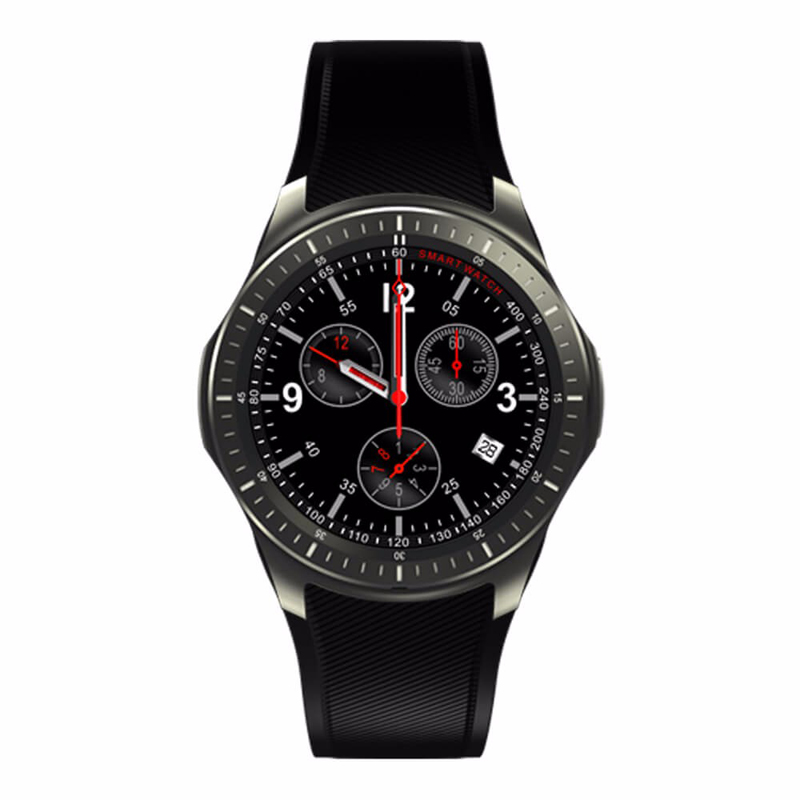 Fashion DM368 Android 5.1 OS Smart Watch Phone MTK6580 Quad Core 512MB/8GB Bluetooth 4.0 3G WCDMA GPS Wifi Heart Rate Monitor new dm368 smart watch phone andriod mtk6580 quad core android watch 3g wifi gps bluetooth heart rate monitor smartwatch