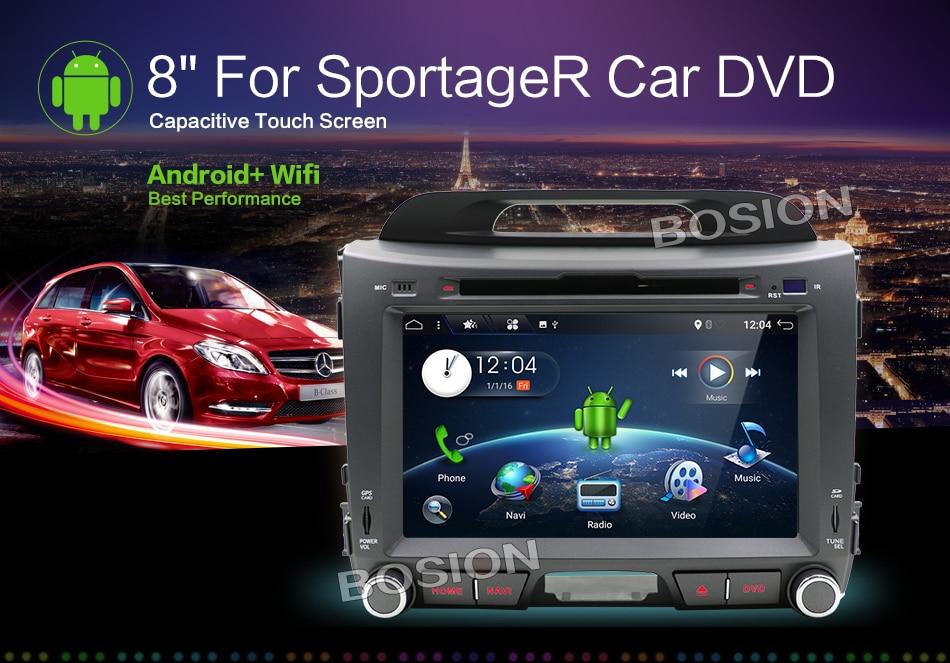 32g ROM 9 pouce! sportage r/Sportage 3 2 din Android 7.1 Voiture lecteur DVD Gps wifi pour KIA 2010 2014 2011 2012 2013 2015