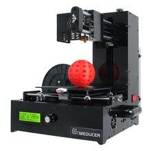 Geeetech Newest 3D Printer Me Ducer Desktop DIY Machine High Accuracy Printing Assembled Prusa petier-Host, Printrun Software