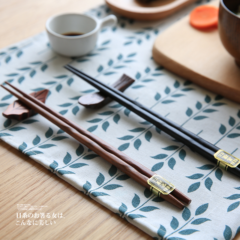 5 Pair Japan Style 5colors Natural Wooden Chopsticks Sushi Tableware - Kitchen, Dining and Bar - Photo 4