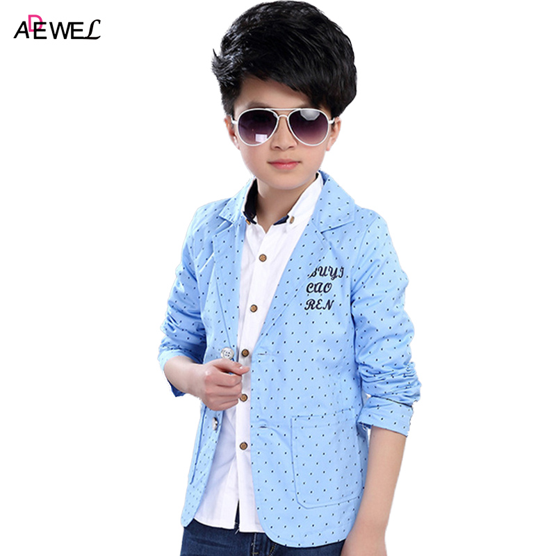 226fedfdc Formal Boys Coats 2019 New Spring Autumn Kids Jackets for Boy 3 4 5 ...