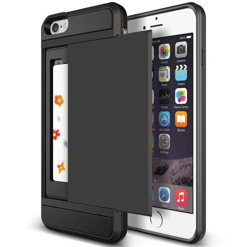 New Hybrid Tough Capa Case For Apple iphone 5 5S SE 6 6S 7