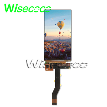 OLED Projected 5 inch 720x1280 touch screen AAA Quality  H497TLB01.0  for mobile phone