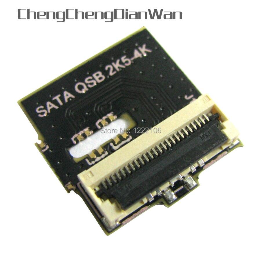ChengChengDianWan 5pcs/lot COBRA ODE QSB Board Adapter PCB COBRA ODE SATA QSB 2K5-4K Assemblies Replacement For Ps3