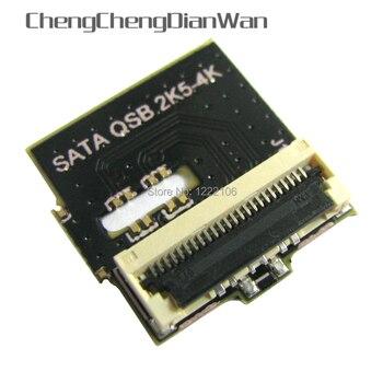 Chengdianwan 5 шт./лот, адаптер для платы COBRA ODE QSB PCB COBRA ODE SATA QSB 2K5-4K в сборе, Замена для ps3