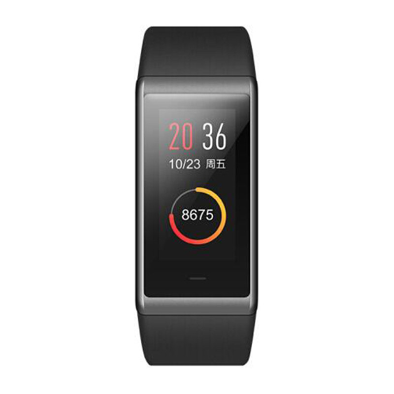 цены AMAZFIT Smart band Bluetooth 4.1 IPS Colorful Screen 50 Meters Waterproof Heart Rate / Sleep Monitor