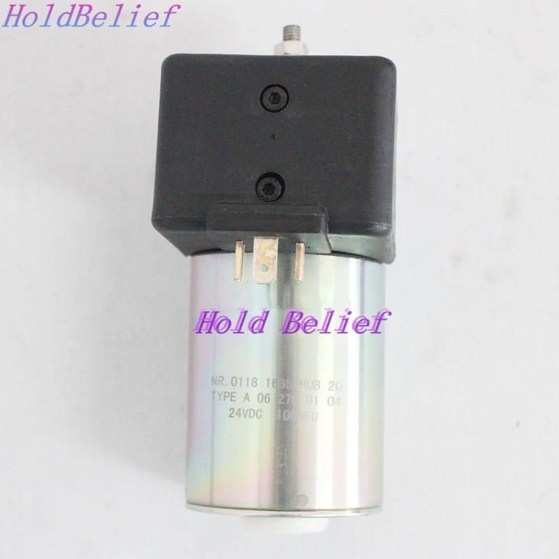 Fuel shudown Solenoid 01176258 for Deutz KHD F4L912 F6L912 816 511 913 413 513Fuel shudown Solenoid 01176258 for Deutz KHD F4L912 F6L912 816 511 913 413 513