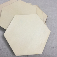 Handmade Craft Blanks Plywood Cut Outs Wooden Coasters Decoupage Materials new plywood