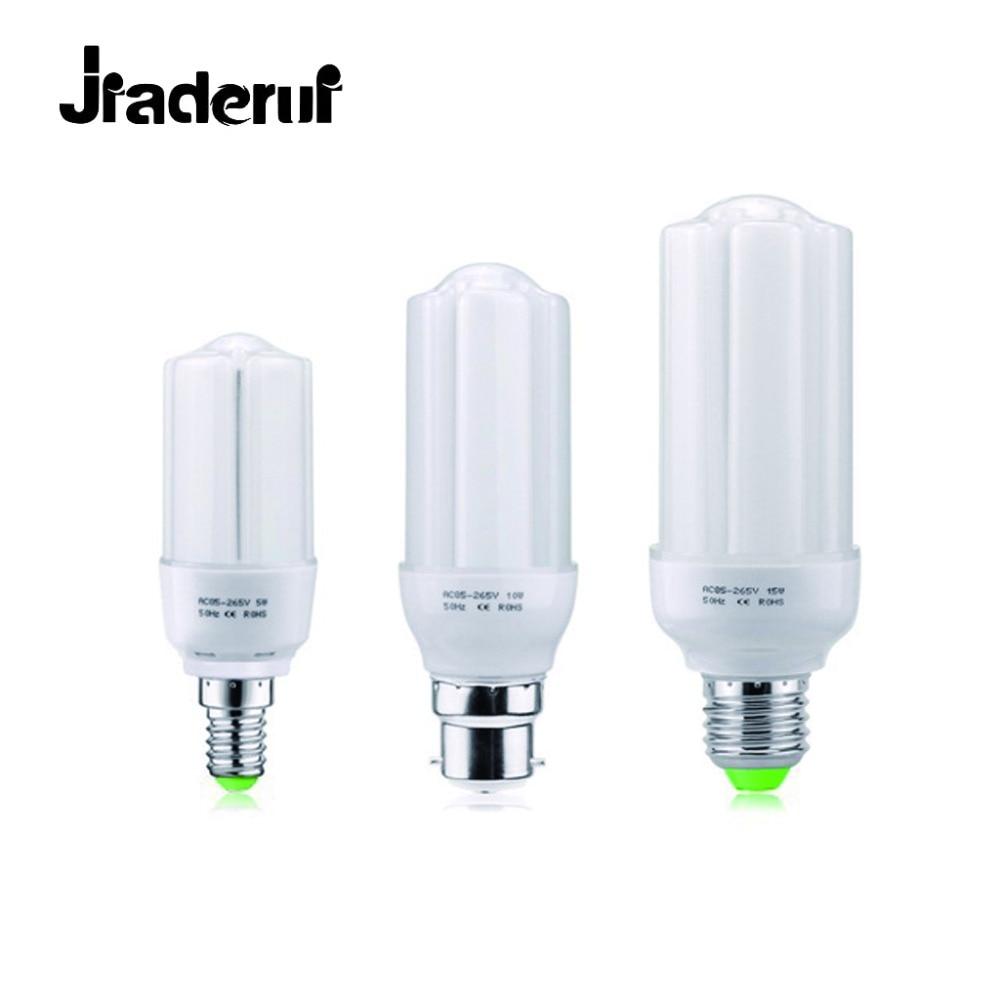 Jiaderui LED Light Bulb Care Eye Corn Lamp E27 E14 B22 110V 220V 5 10W 15W 20W 30W No Glare Flicker for Kids Read Study Lighting запонка arcadio rossi запонки со смолой 2 b 1026 20 e