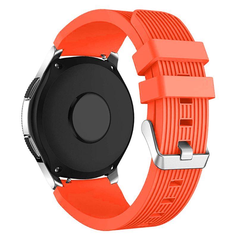 Bracelet en Silicone pour montre Samsung Galaxy 46mm Bracelet en SM-R800 Bracelet de remplacement pour Huami Amazfit Stratos 2Bracelet en Silicone pour montre Samsung Galaxy 46mm Bracelet en SM-R800 Bracelet de remplacement pour Huami Amazfit Stratos 2