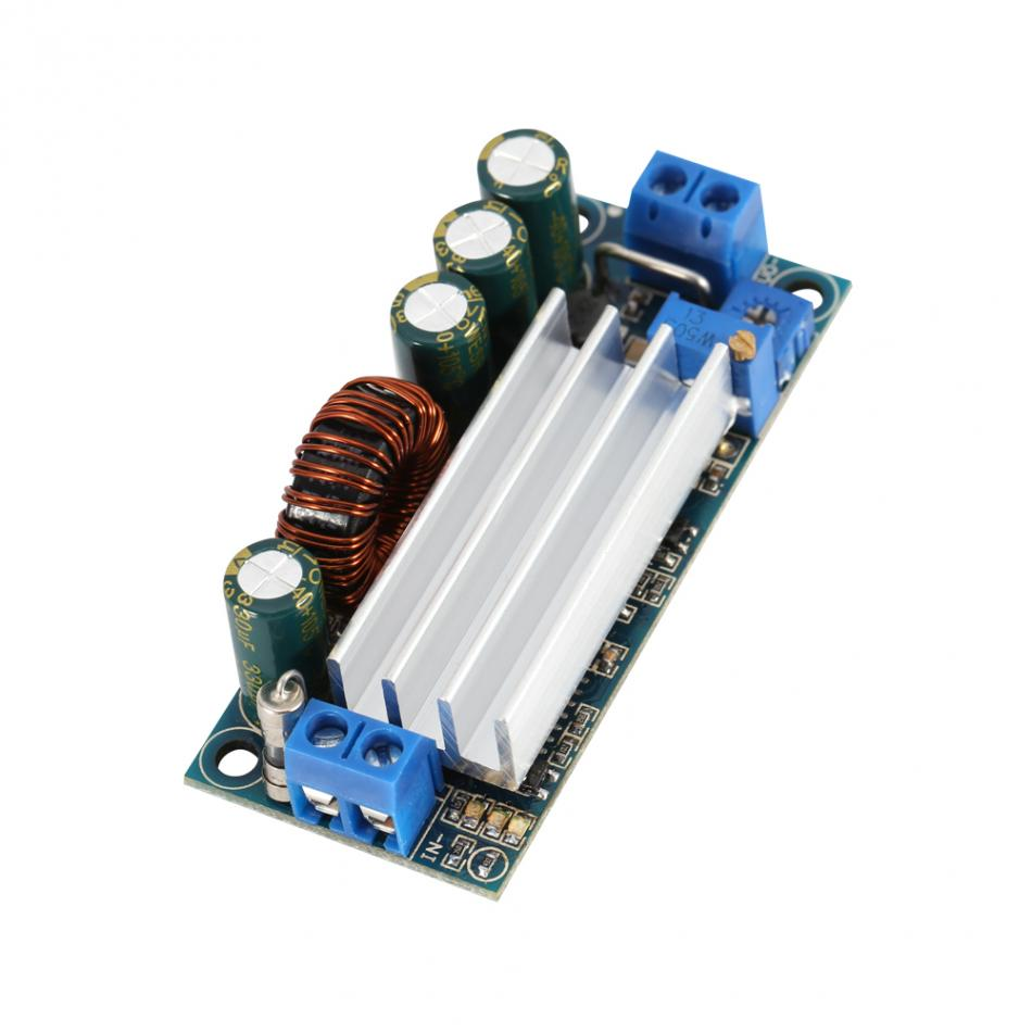 35w 3a cc cv boost  buck step up  down converter dc dc 5v