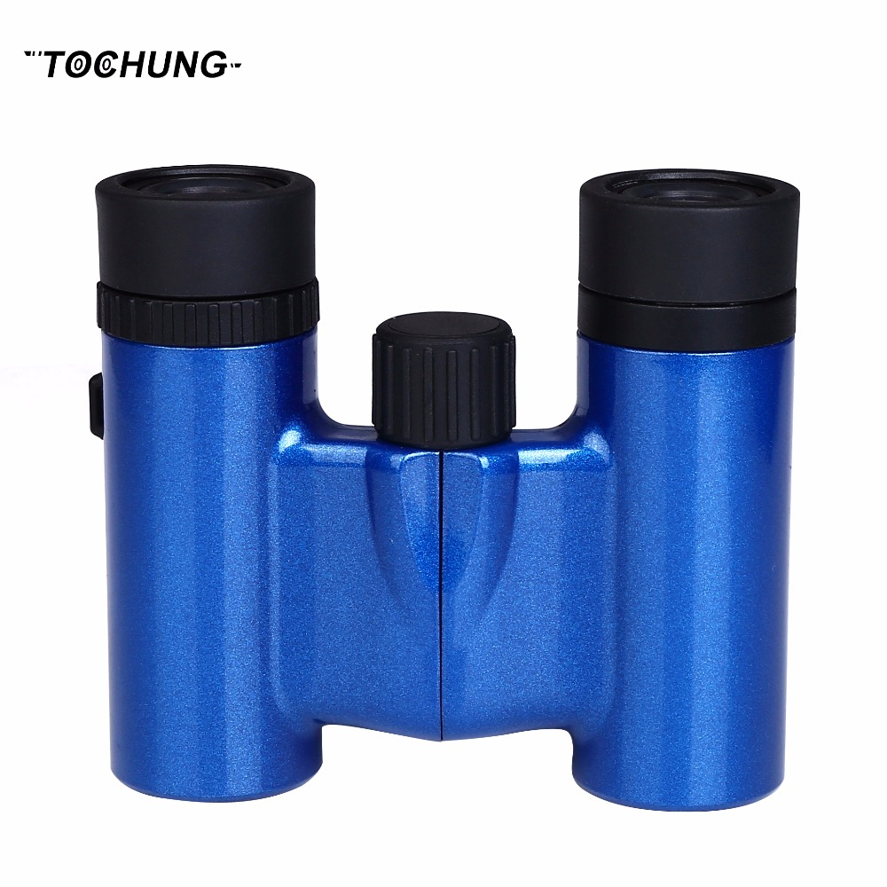 TOCHUNG thermal binoculars 8x22 mini binoculars packet binocular telescope portable binoculars for hunting birdwatching outdoor стоимость