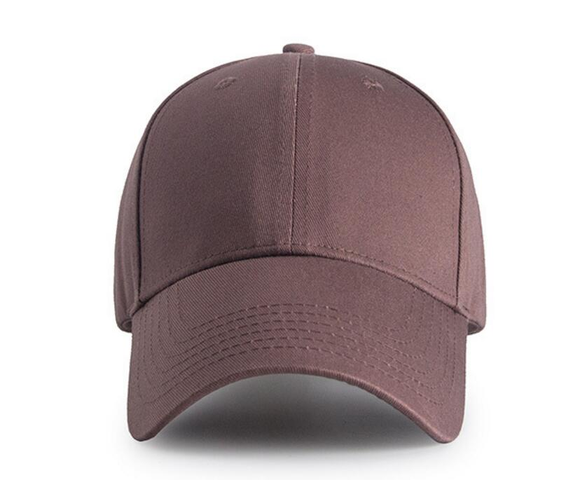 79e5aadb50b ... wholesale 10pcs quality blank brown cotton baseball hat new womens  white base ball caps men adjustable