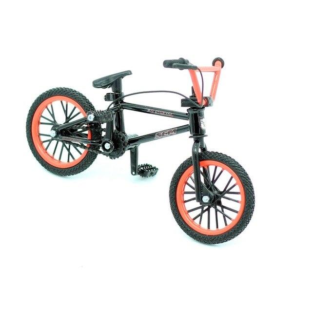 1:50 Finger велосипед игрушки Флик Трикс мини bmx велосипед Модель игрушки для детей мальчиков горный велосипед подарок Новинка игры ФСБ tech