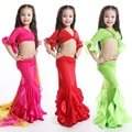 Kids Belly Dance Costumes Children Belly Dancing Clothing Girls Bollywood Indian Oriental Dance Costumes Children's Sets