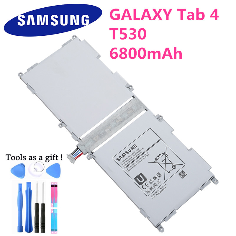 Новый планшет батарея для Samsung GALAXY Tab 4 10,1
