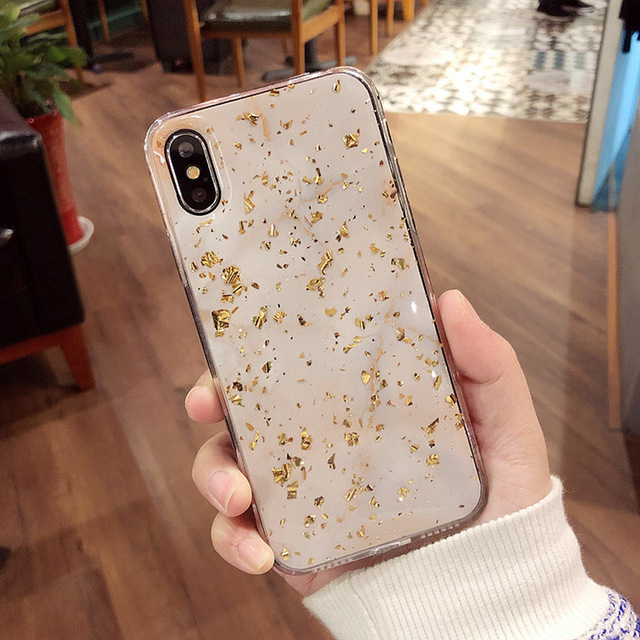 Luxury-Gold-Foil-Bling-Marble-Phone-Cases-For-iPhone-X-10-Cover-Hole-Soft-TPU-Cover.jpg_640x640