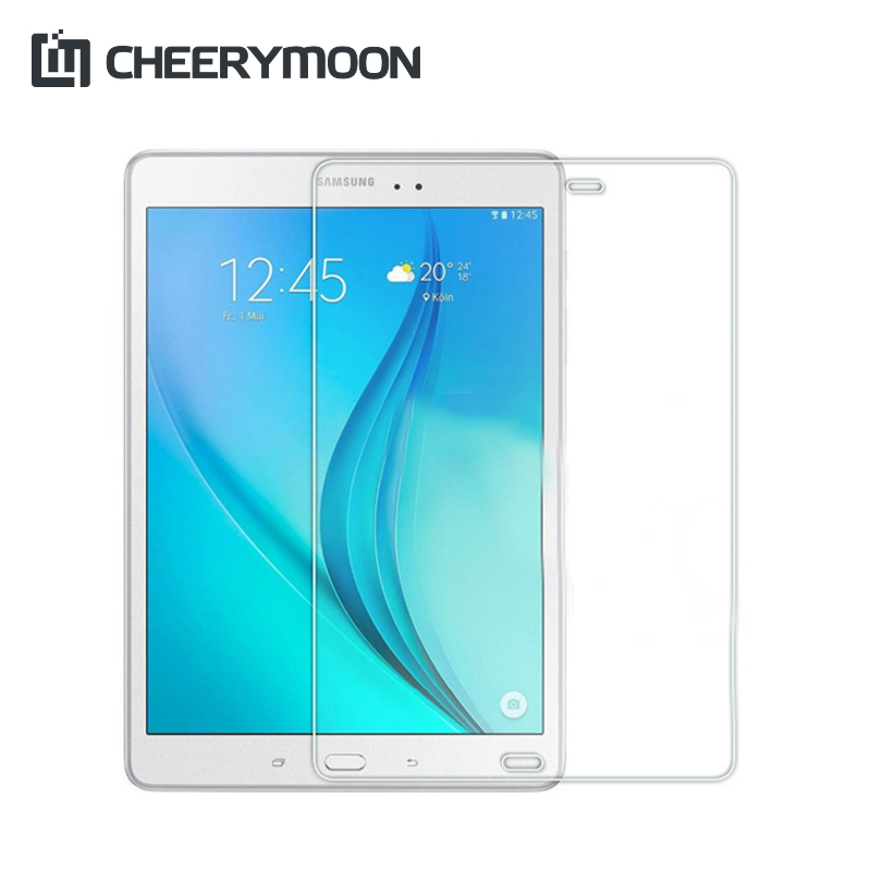 CHEERYMOON Anti-Blue Light Eye Protection För Samsung Galaxy Tab S S3 S3 A ​​AS 7.0 8.0 8.4 9.7 10.1 Soft Film Protect No Glass