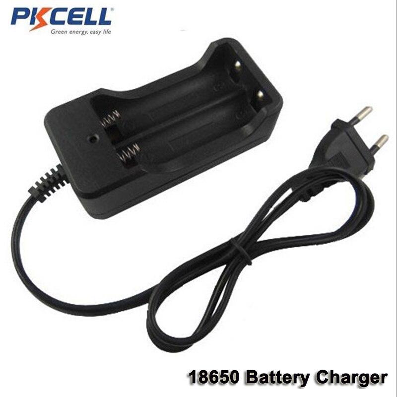 UE Plug Smart Batteries chargeur pour Li-ion 18650 3.7 V Batterie Rechargeable livraison gratuite