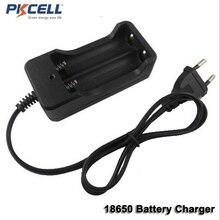 Carregador de Baterias Inteligente para Li-ion UE Plug 18650 3.7 V Bateria Recarregável Frete Grátis