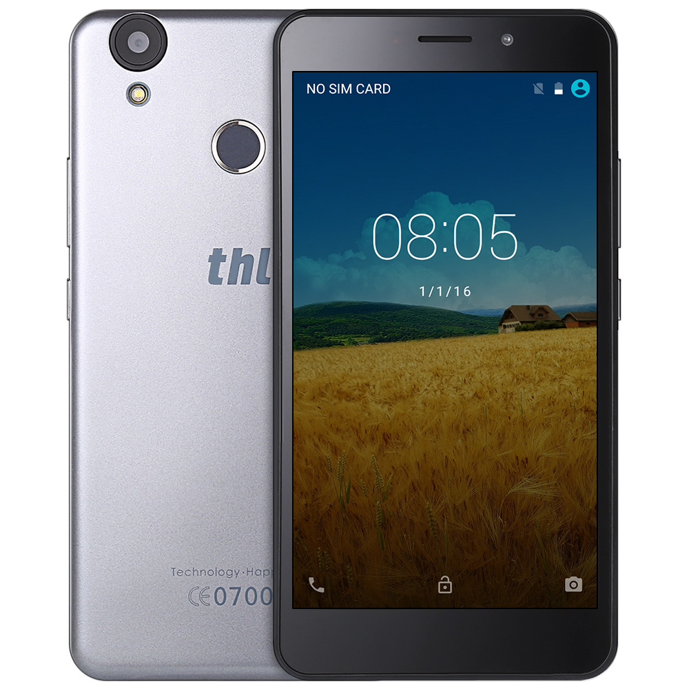 THL T9 Pro Android 6.0 5.5 pouces 4G Phablet MTK6737 Quad Core 1.3 GHz 2 GB RAM 16 GB ROM D'empreintes Digitales Scanner Bluetooth 4.0 GPS