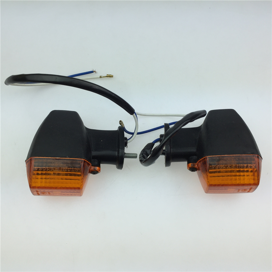 STARPAD For <font><b>Kawasaki</b></font> <font><b>ZXR250</b></font> motorcycle turn signal ZXR400 turn signal front and rear turn signals Side Mirrors & Accessories image