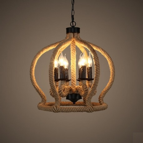 Retro Loft Style Hemp Rope Art Droplight LED Pendant Light Fixtures For Dining Room Hanging Lamp Vintage Industrial Lighting литой диск replica legeartis mz60 7 5x18 5x114 3 d67 1 et50 silver