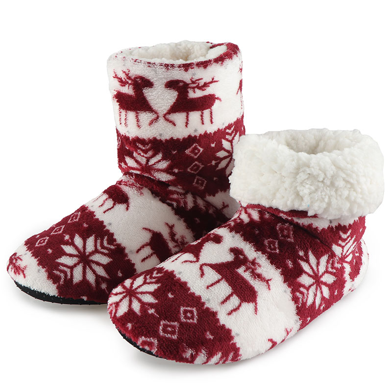 Womens Warm House Slippers