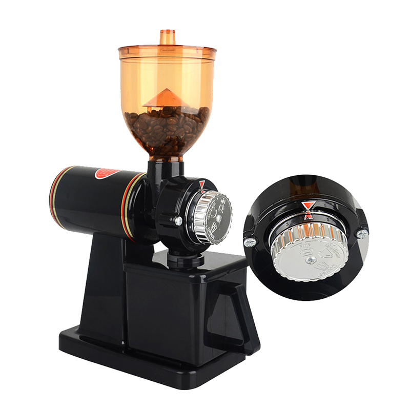 Household Grinder Electric Mini Flying Eagle Stainless Steel Grinder Coffee Bean Mill Espresso Italian Coffee Bean Machine