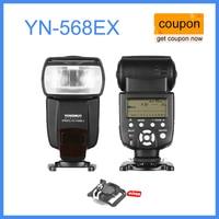 YN-568EX Yongnuo para Nikon HSS Flash Speedlite YN 568 D800 D700 D600 D300 D200 D7000 D90 D80 D5200 D5100 D5000 d3200 D3100 D3000