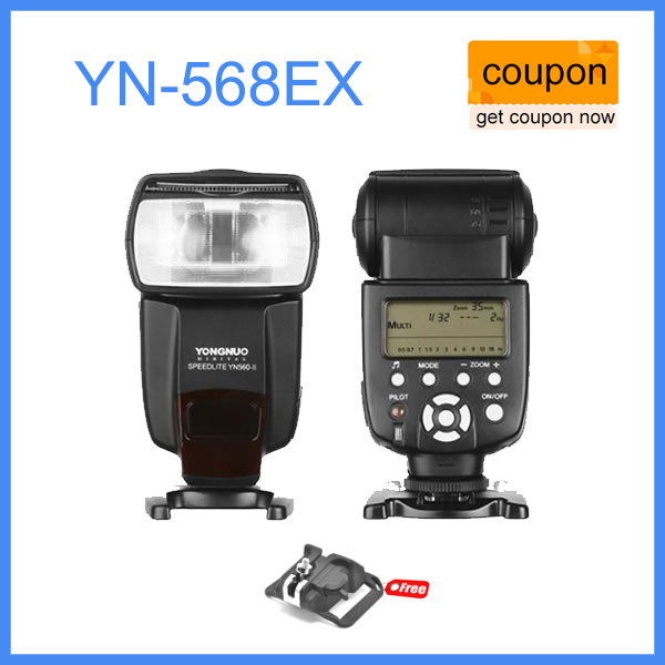 Yongnuo YN-568EX for Nikon HSS Flash Speedlite YN 568 D800 D700 D600 D300 D200 D7000 D90 D80 D5200 D5100 D5000 D3200 D3100 D3000 yongnuo yn 500ex hss ttl flash speedlite yn500ex for canon d4 d3x d3s d3 d2x d700 d300s d300 d200 d7000 d90 d80 led flash light