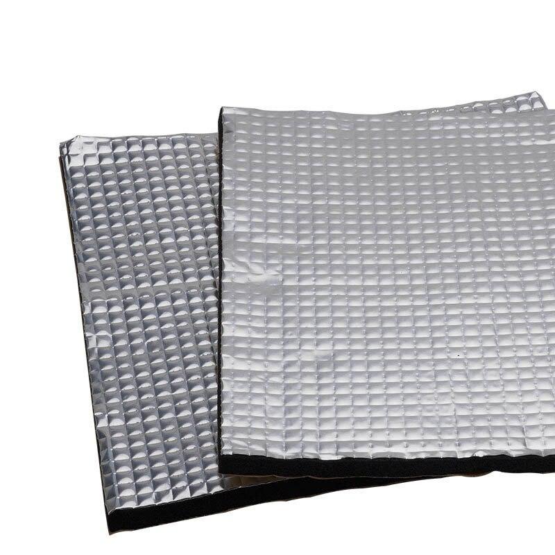3D Imprimante Partie Chauffée Lit Thermique Isolant Coton D'isolation thermique Tapis pour Heatbed En Aluminium Pad PCB XXM8