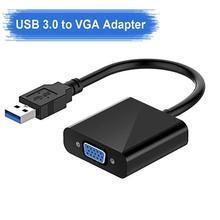 AMKL USB to VGA Adapter HDMI 3.0 Converter - PC Laptop with Windows 7/8/8.1/10 /XP