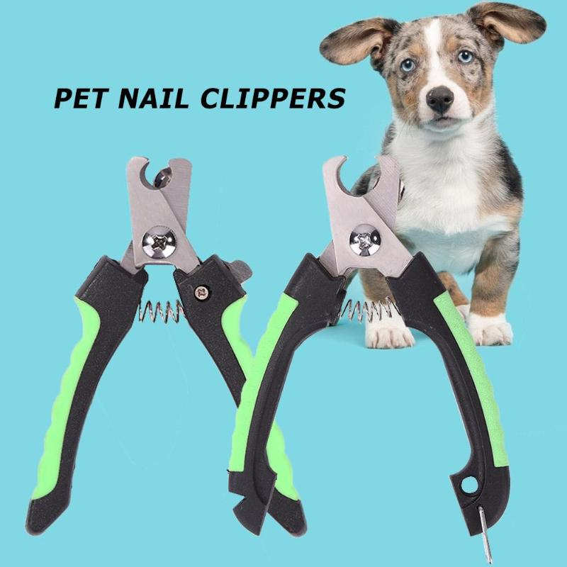 Stainless Steel Pet Nail Clipper For Dog And Cat With Nail File For Beauty Grooming Tool Of Pet 2