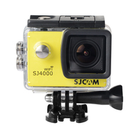 Original SJCAM SJ4000 Sj4000 Wifi Sports Action Camera Full HD 1080P Sports DV Novatek 96650 Helmet
