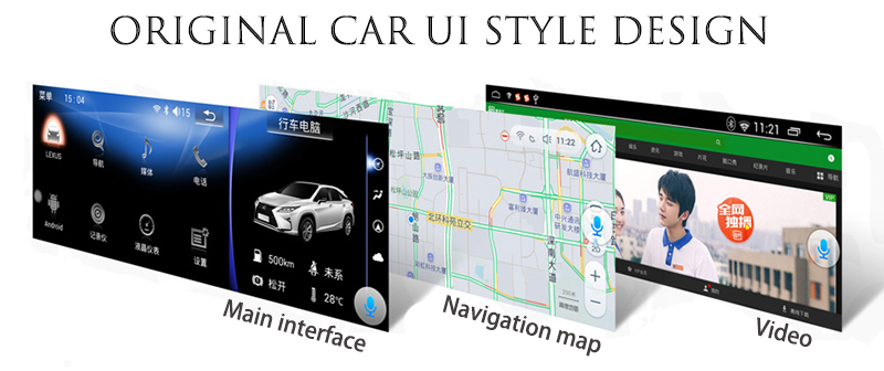 LiisLee Car Multimedia GPS Audio Radio Stereo For Lexus RX RX300 RX350 RX400h RX450h 2016~2018 Original Style Navigation NAVI (10)