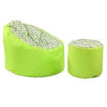 Hot Salel Home Supplies Furniture Beanbag Sofa Outside Garden Sofa Soft Bean Bag Sofas Chair for Living Room