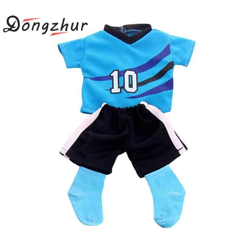60e8eab51fd5 Detail Feedback Questions about Dongzhur 18 Inch No. 10 Jersey Suit ...