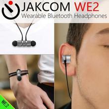 JAKCOM WE2 Wearable Inteligente venda Quente em Fones De Ouvido Fones De Ouvido como handsfree fone de ouvido com fio do Fone de ouvido para o telefone microfone estéreo tai nghe