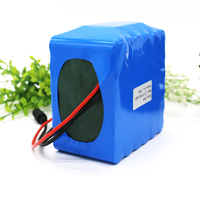 Aerdu 6S6P22.2V/25.2V15Ah 24V15000mAh Li Ion Battery Pack with 20A BMS for Small Electric Motor Bicycle Ebike Scooter Toys Drill