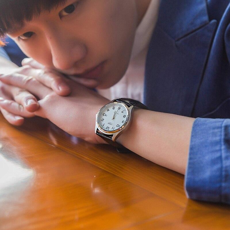 Casio Watch Simple Digital Scale Calendar Business Men's Watch MTP-1183E-7B casio casio mtp 1183e 7b