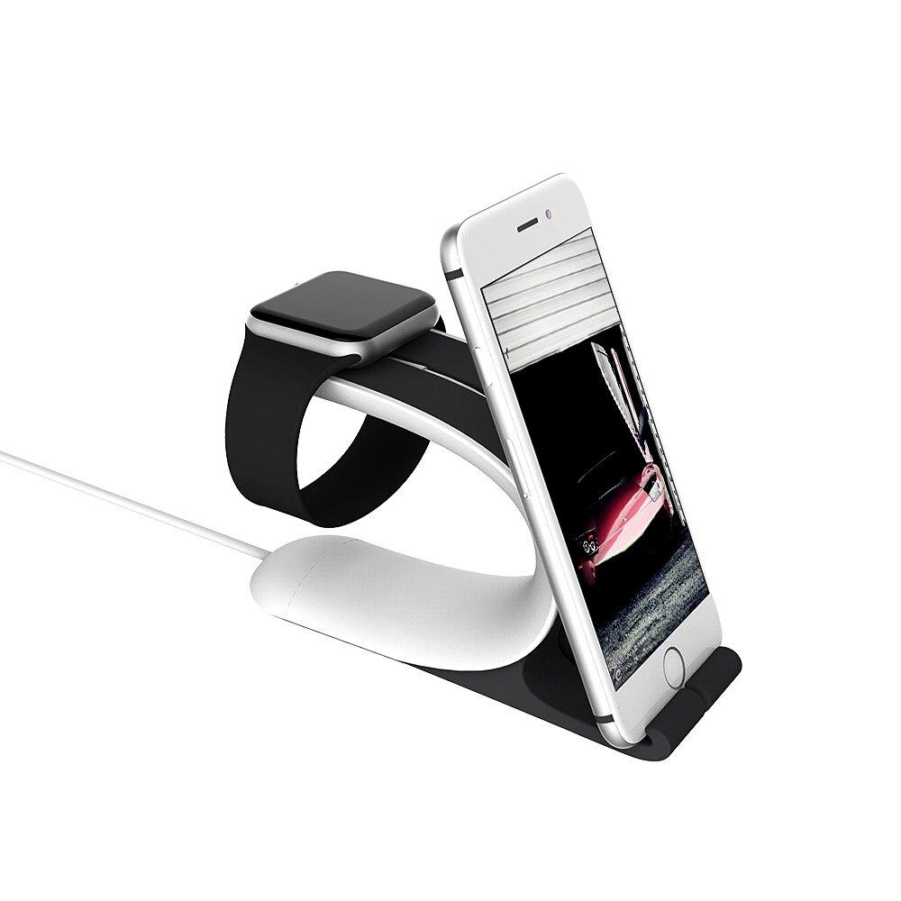 bilder für Für iPhone 6 Lade Montieren Mobius Ladestation für Apple für iPhone/iPad Handy Tablet Ständer Halter