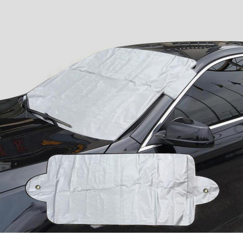 New Universal Magnetic Car Windscreen Anti Frost Ice Snow Protector Cover*