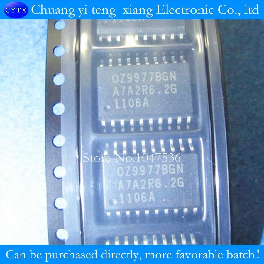 OZ9977BGN OZ9977 OZ9977B OZ9977BGN-A-0-TR SOP 1PCSchip LCD backlight new original 10PCS/LOT